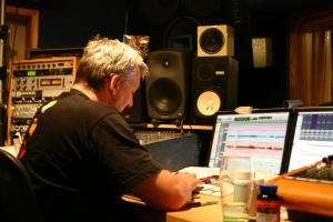Rob Aubrey at Aubitt Studios