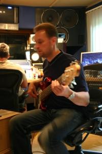 Brad Waissman at Aubitt studios