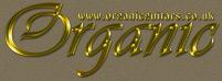 Organic Guitars Logo